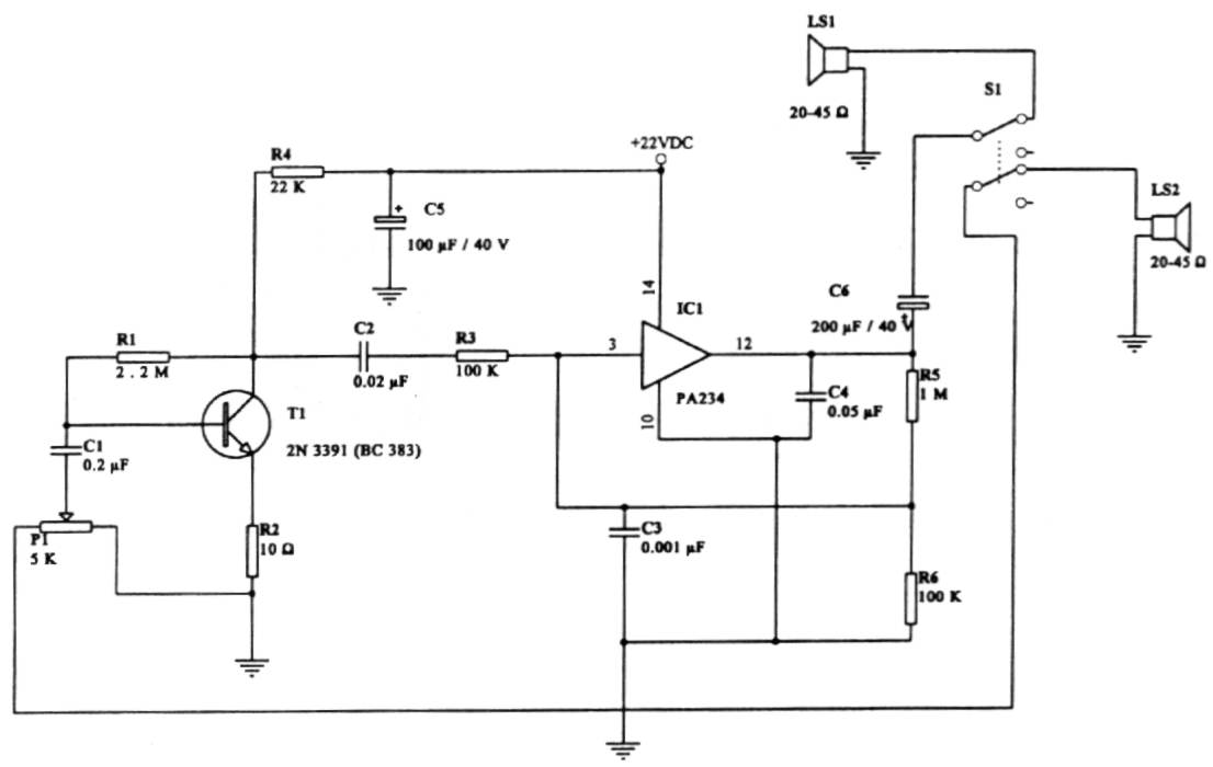 How To Build Intercommunication  Intercom   Circuit Diagram