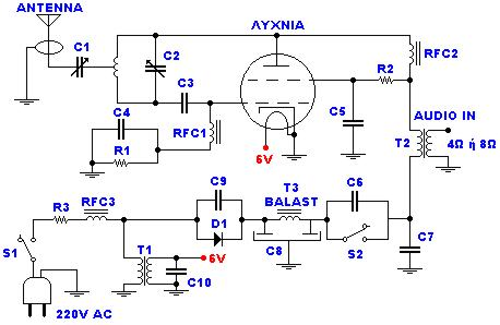 Incredible How To Build Transmitter Fm 45W With Valve Circuit Diagram Wiring 101 Vihapipaaccommodationcom